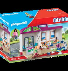Playmobil PM Take Along Pet Clinic