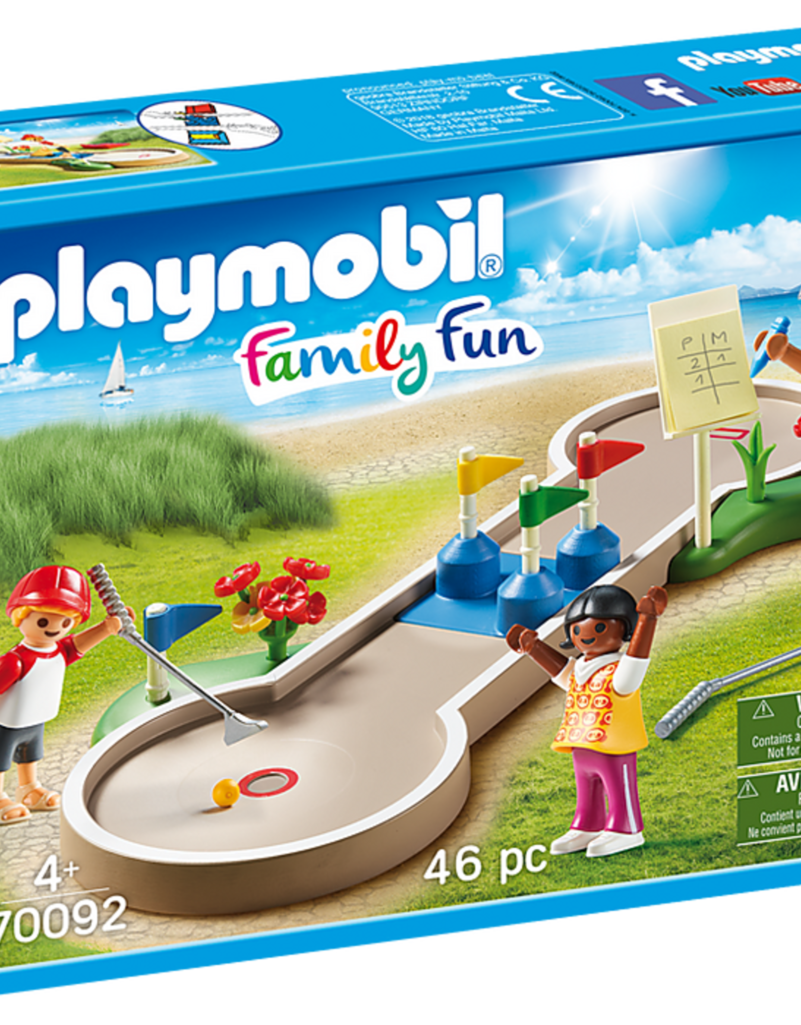 Playmobil PM Mini Golf