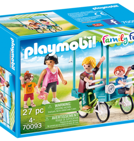 Playmobil PM Family Bicycle