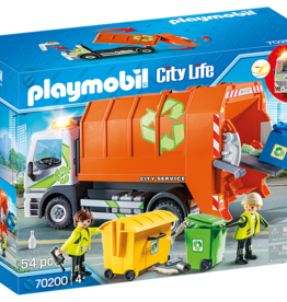 Playmobil PM Recycling Truck