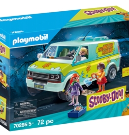 Playmobil PM SCOOBY-DOO! Mystery Machine