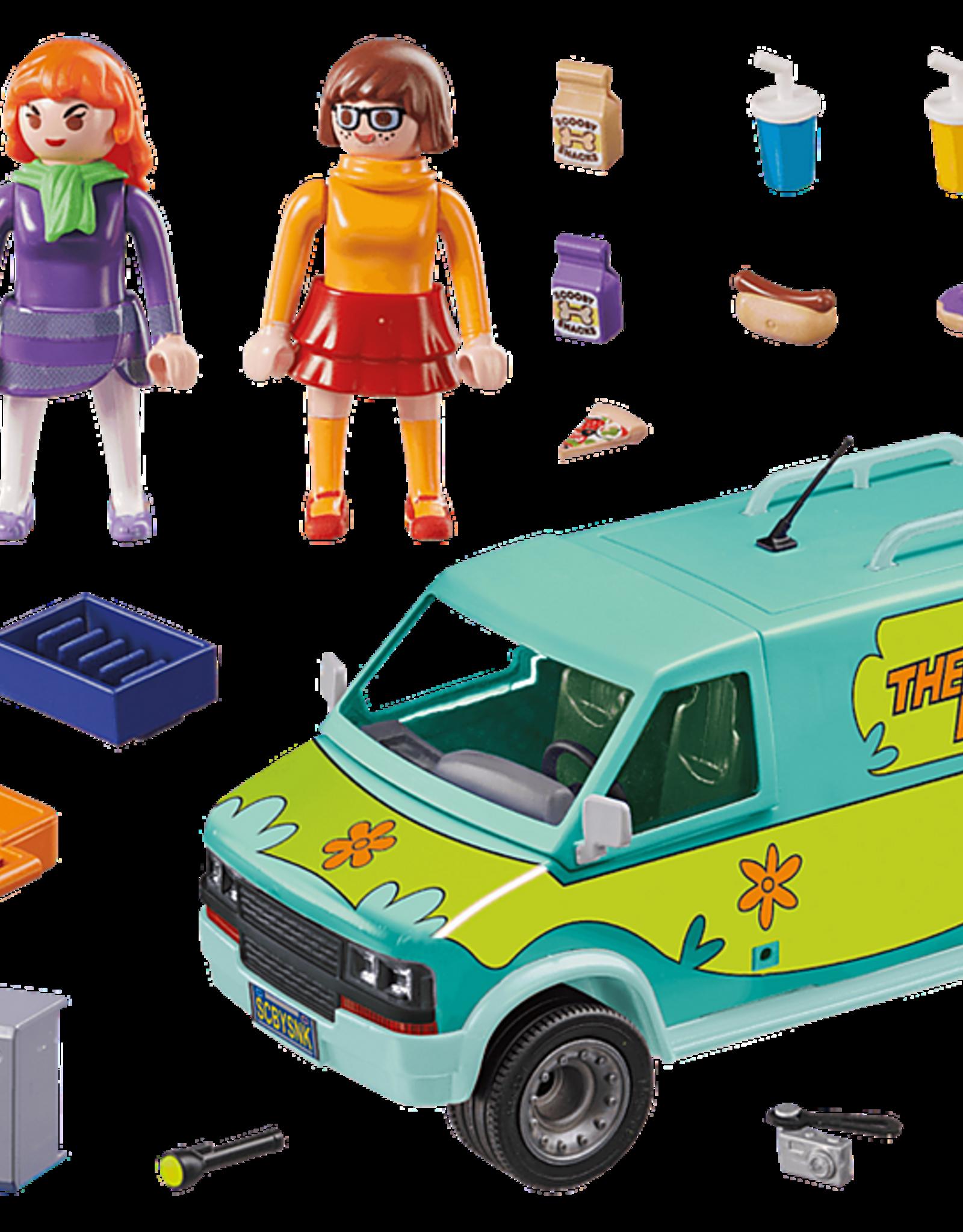 Playmobil PM SCOOBY-DOO! Mystery Machine