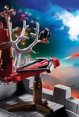 Playmobil PM Burnham Raiders Lava Mine