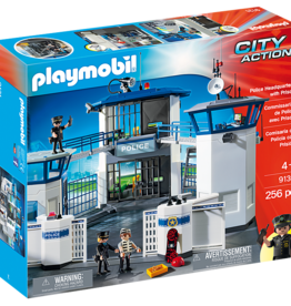 Playmobil PM Police HQ Prison