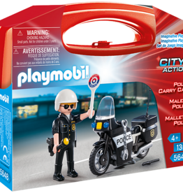 Playmobil PM Police Carrying Case