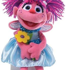 Gund Sesame Street Abby with Flower