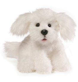 Gund Georgette White Dog