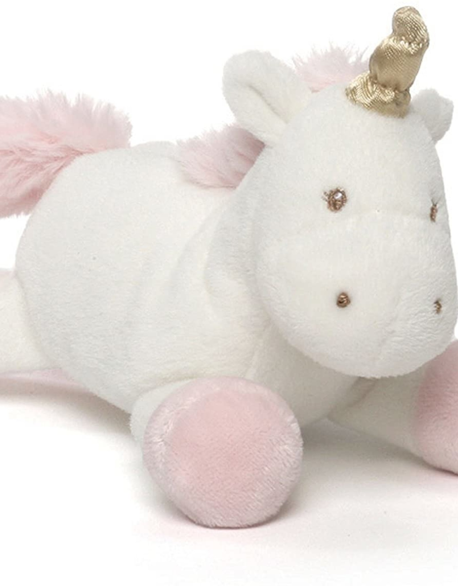 Gund Luna Plush Rattle