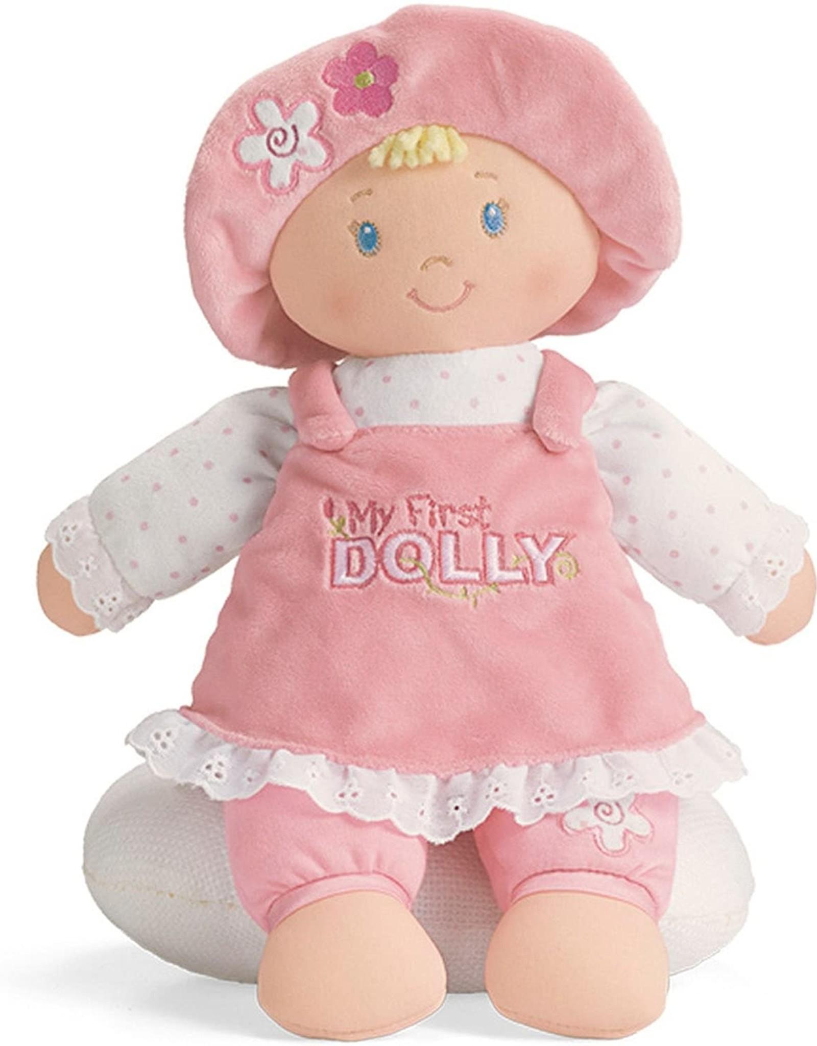 Gund My First Doll Blonde