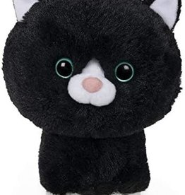 Gund Pet Shop Stray Black & White Cat
