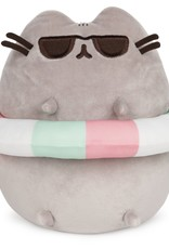 Gund Pusheen with Inner Tube