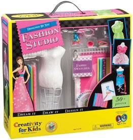 Creativity for Kids Craft Kit Designed By You Fashion Studio