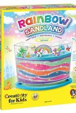 Creativity for Kids Craft Kit Rainbow Sandland