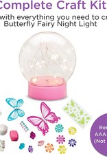 Creativity for Kids Craft Kit Butterfly Fairy Lights