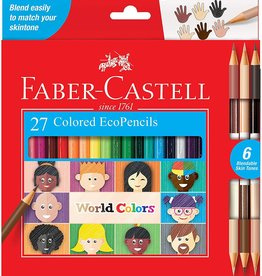 Faber-Castell World Colors Pencils