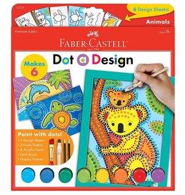 Faber-Castell Dot a Design Animals