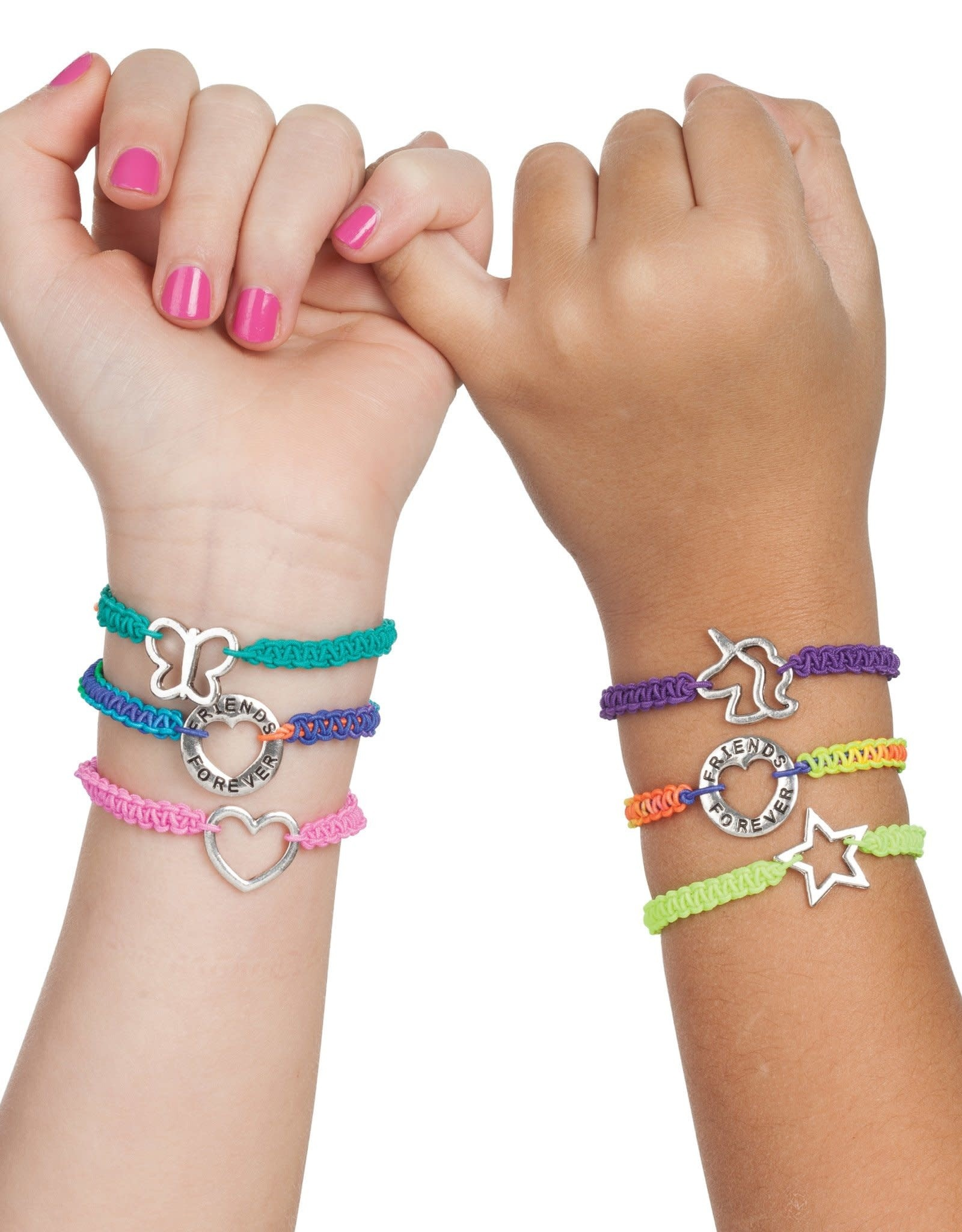 Creativity for Kids Friends Forever Bracelets