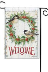 Studio M Chickadee Wreath GF