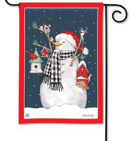 Studio M Birdhouse Snowman GF