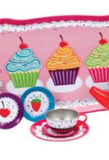 Schylling Tea Set Cupcake Tin