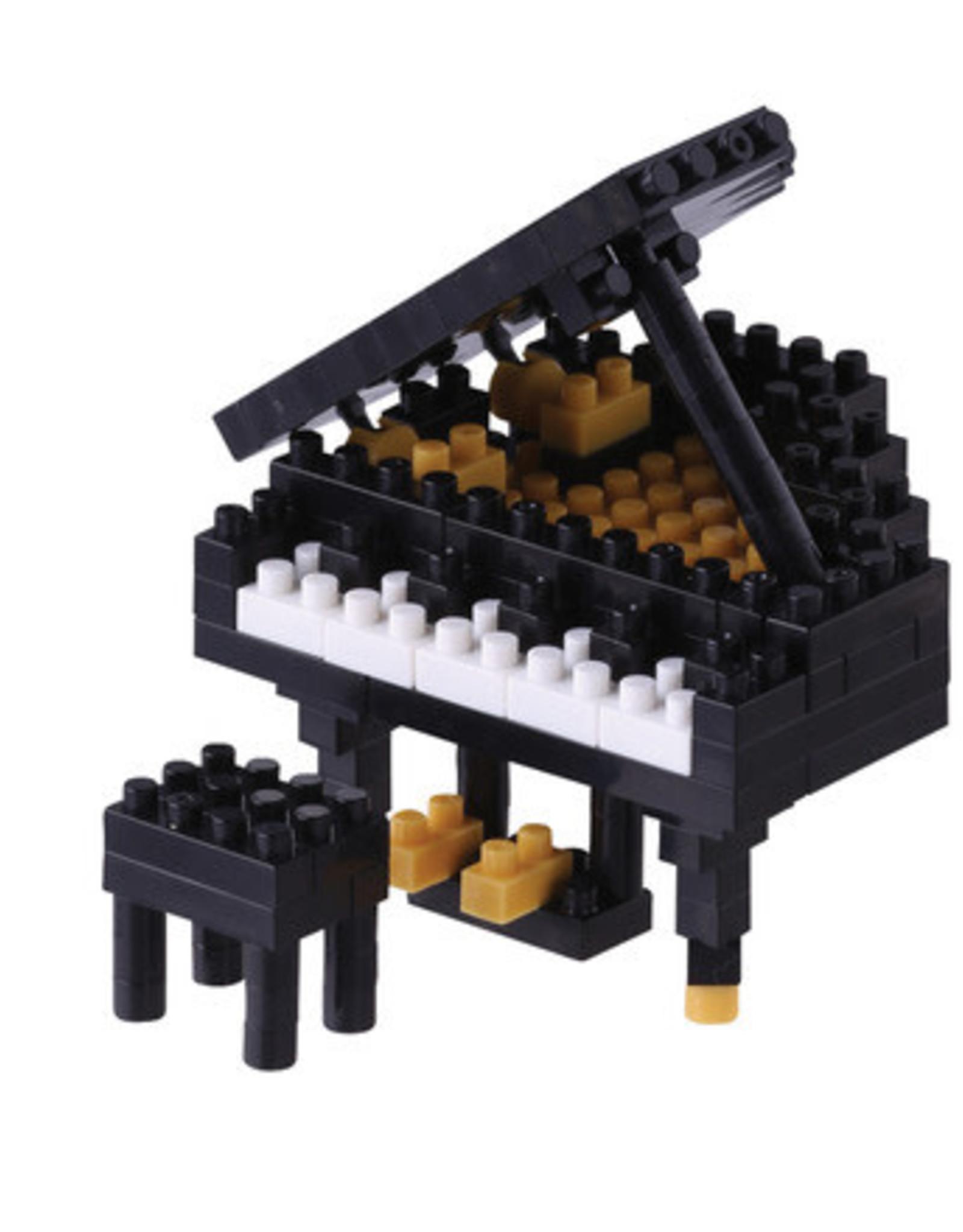 Schylling Nanoblock Grand Piano Black