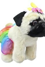 Gund Dog Doug the Pug Unicorn Tutu
