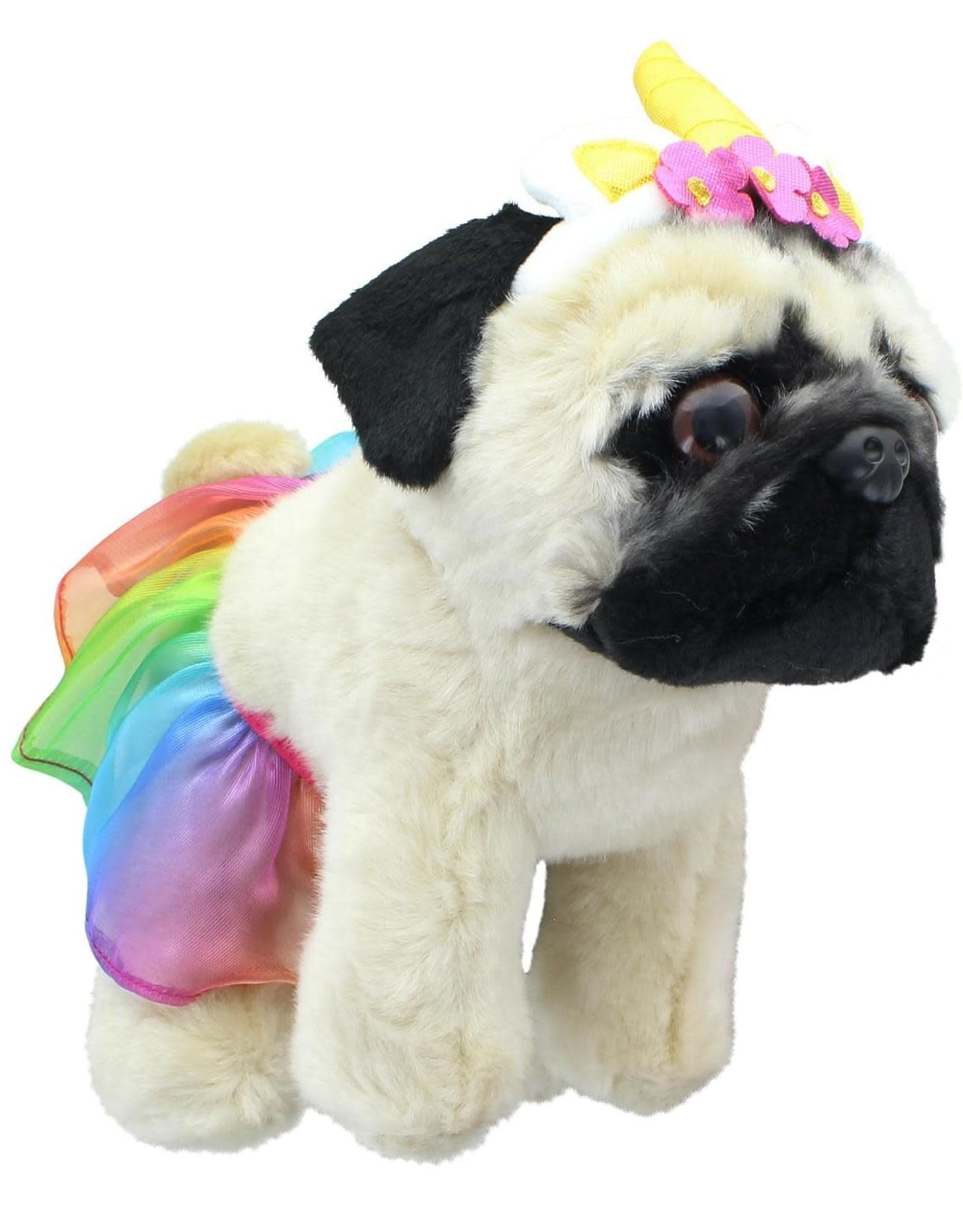 Gund Doug the Pug Unicorn Tutu