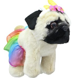 Gund Doug the Pug Unicorn Tutu