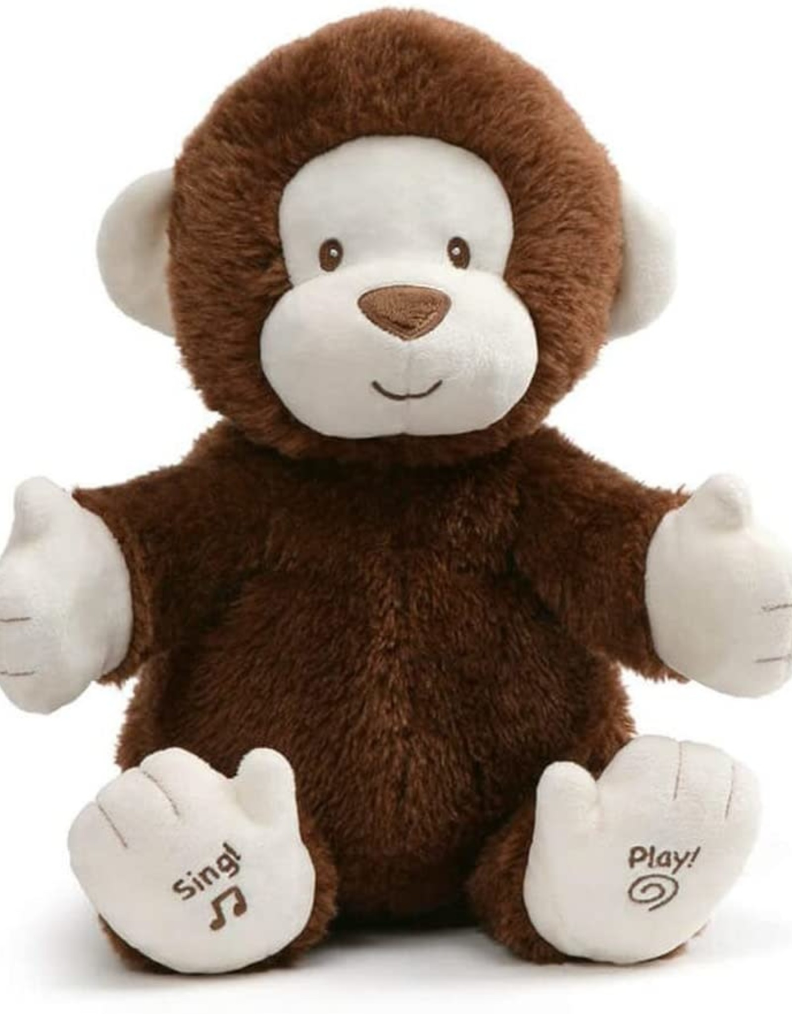 Gund Clappy the Monkey