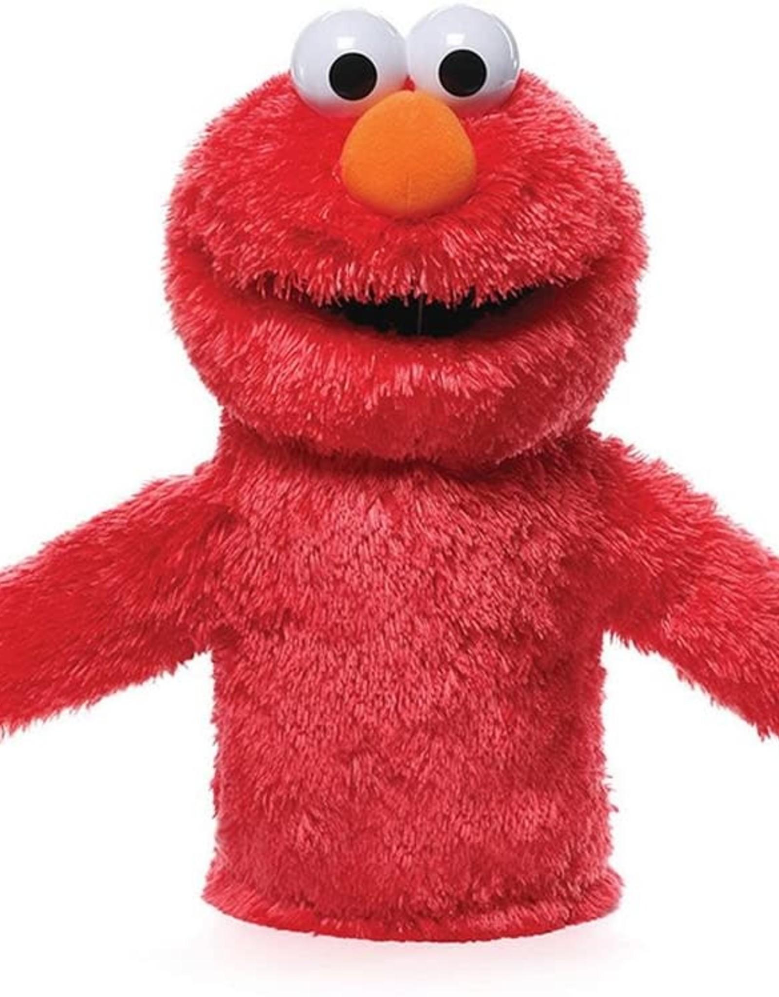 Gund Puppet Elmo