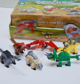 Hayes Specialties Dinosaur Blocks in Egg