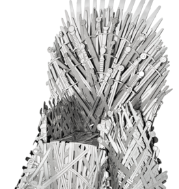 Metal Earth ME Game of Thrones Iron Throne