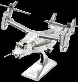 Metal Earth ME V-22 Osprey Plane