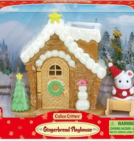 Calico Critters CC Gingerbread House