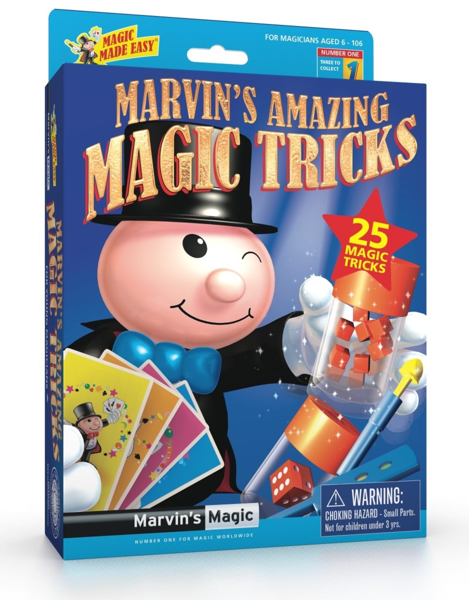 Marvin's Magic Marvin's Amazing Magic Tricks Set 1