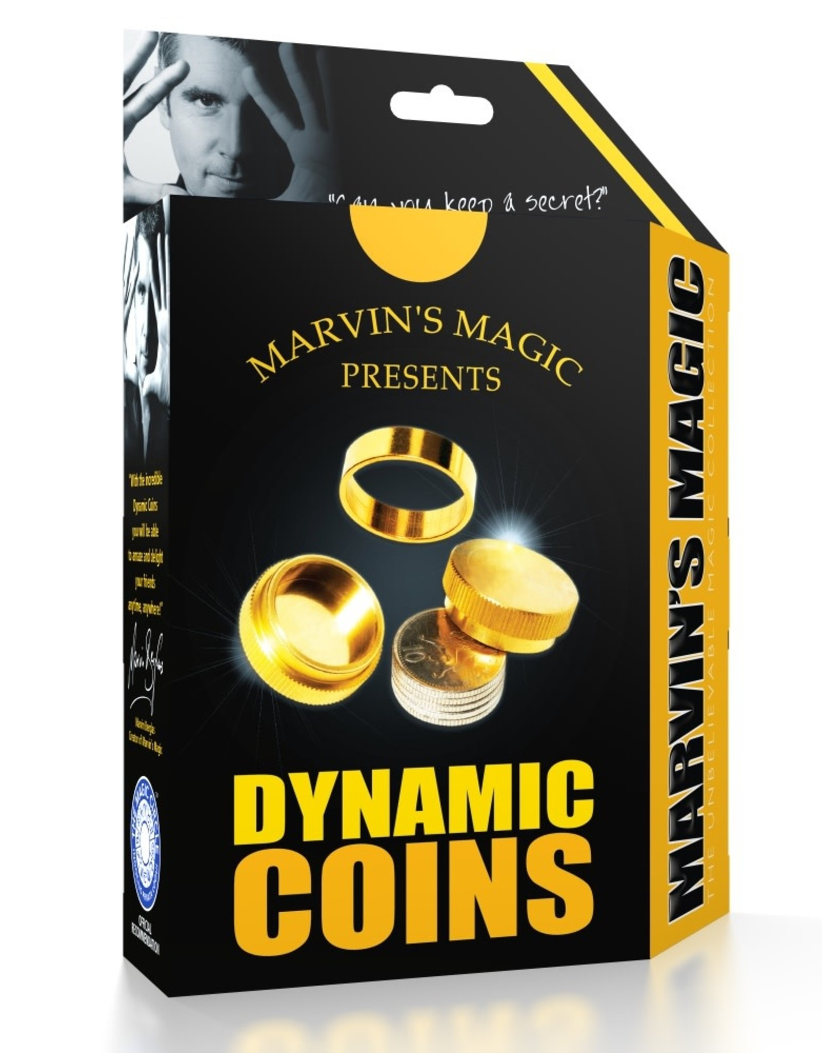 Marvin's Magic Marvin's Dynamic Coins