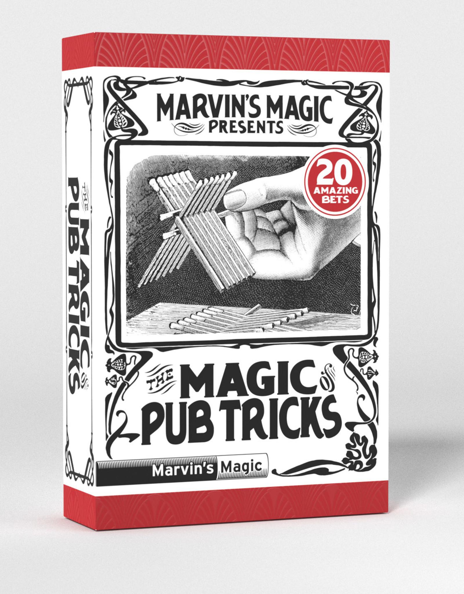 Marvin's Magic Marvin's Magic of Pub Tricks