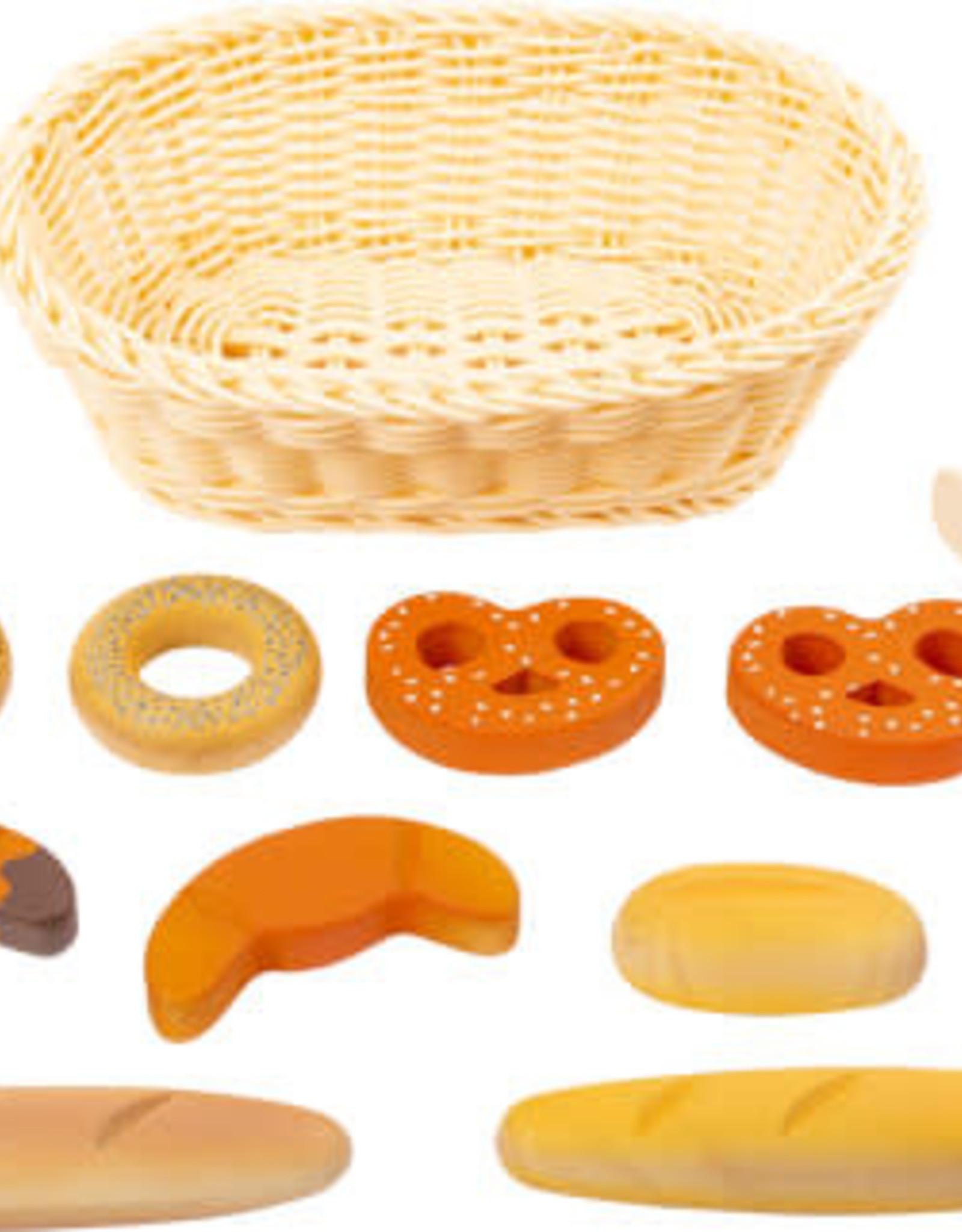 Small Foot Breadbasket Set