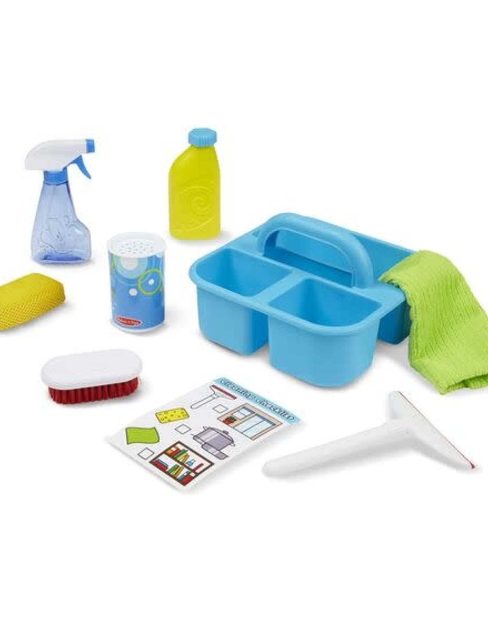 Melissa & Doug MD Let's Play House Spray Squirt Squeegee
