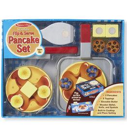 Melissa & Doug MD Pancake Set Flip & Serve