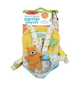 Melissa & Doug MD Play Set Doll Carrier