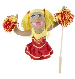Melissa & Doug MD Puppet Cheerleader