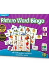 The Learning Journey Match It! Bingo - Picture Word