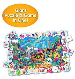 The Learning Journey 50pc Puzzle Doubles Find It 123