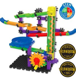 The Learning Journey Techno Gears Marble Mania Zoomerang 100pc