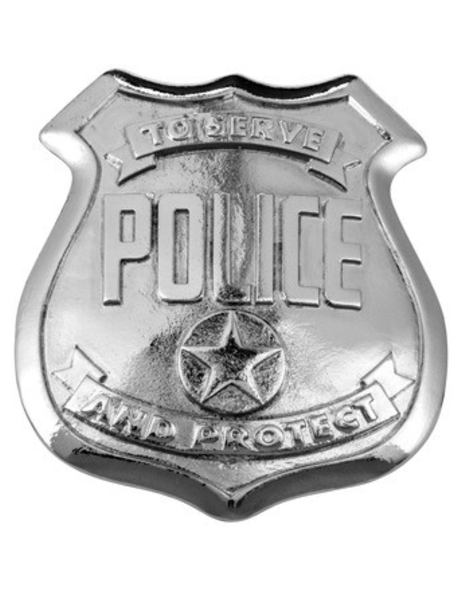 Schylling Police Badge