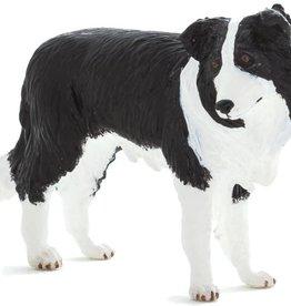 Mojo Border Collie Figurine