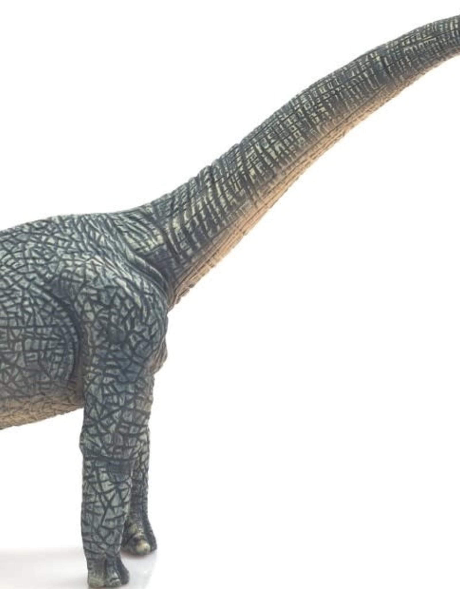 Mojo Brachiosaurus Figurine