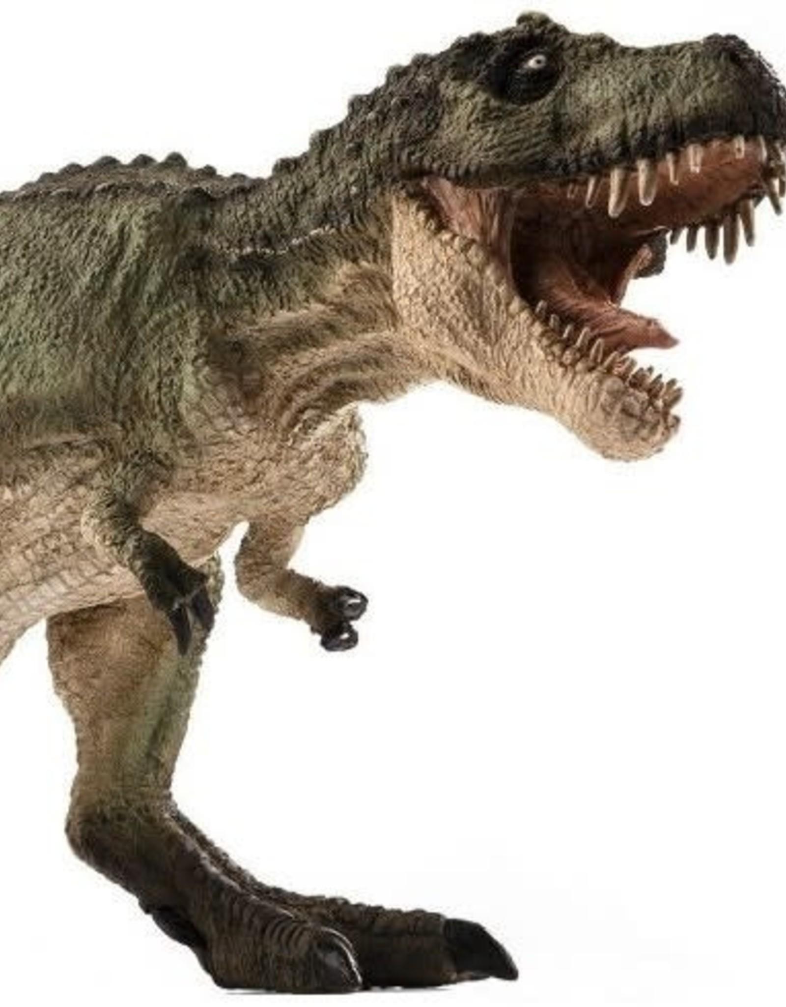 Mojo T-Rex Hunting V2 Green Figure
