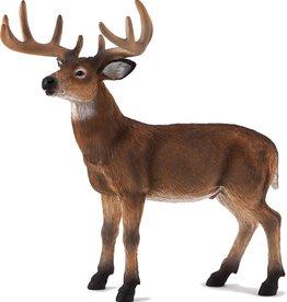 Mojo White Tailed Deer Buck Figurine